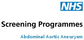 abdominal aortic aneurysm ultrasound screening programme Abdominal aortic aneurysms symptoms and information aaa leaflet screening for abdominal aortic aneurysm screening by ultrasound is feasible to allow early diagnosis if negative.